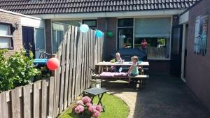 Gastouder Kamp, Lelystad Jacobine van Strijland-Plug tuin