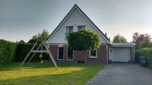 gastouder Landerijen, Lelystad Edith Meeuwessen huis